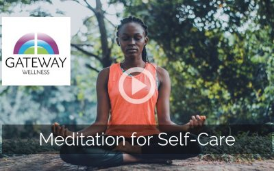 Meditation for Self-Care