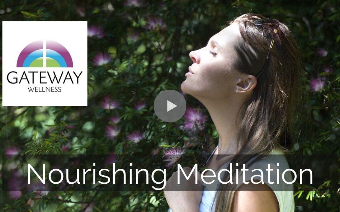 Nourishing Meditation