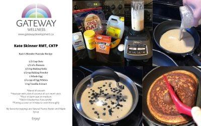 Blender Pancake Recipe
