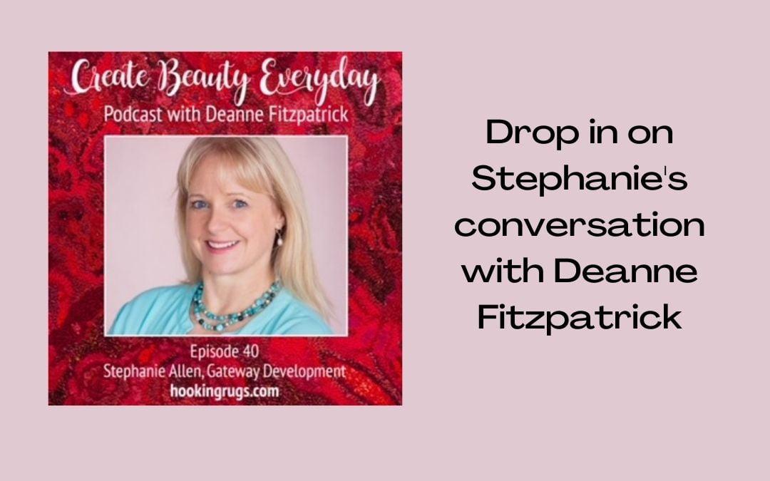 Create Beauty Everyday Podcast