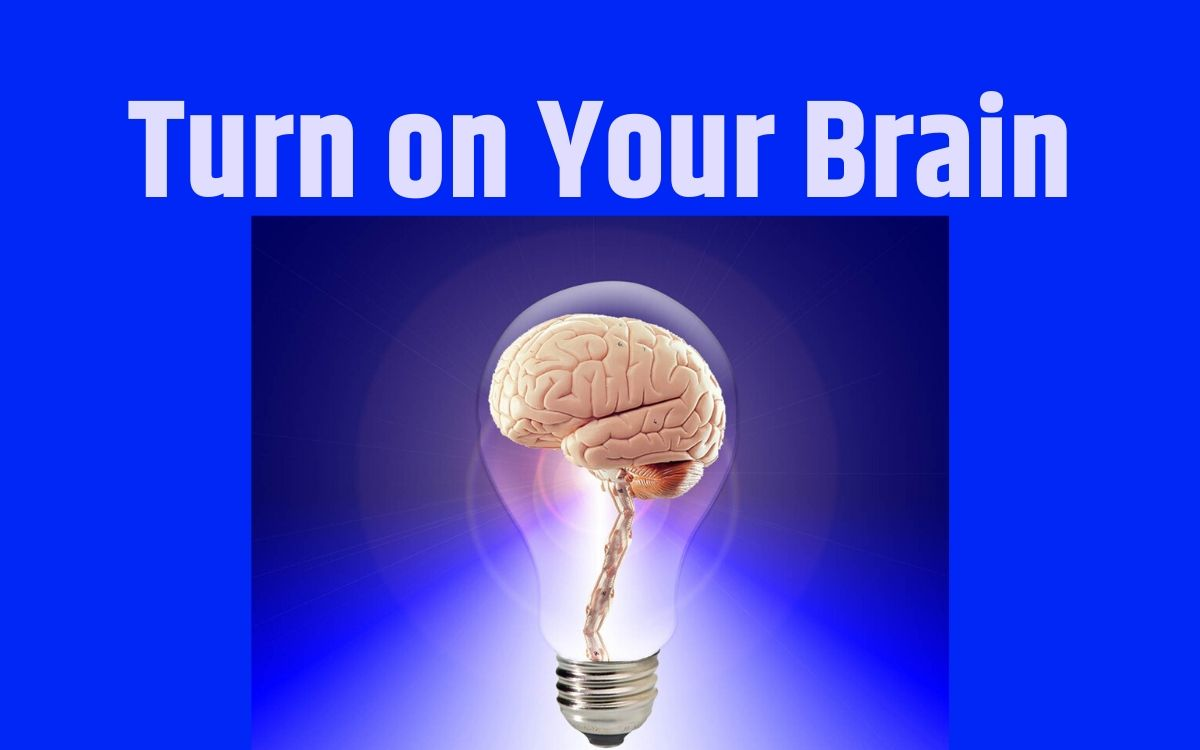 Turn on your Brain Blog Feature