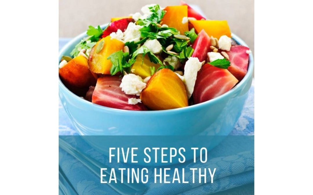 Easy and Affordable Healthy Eating
