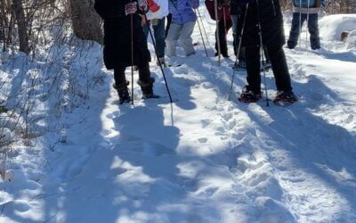 Mindful Snowshoe Adventure